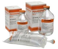 препараты для детоксикации
