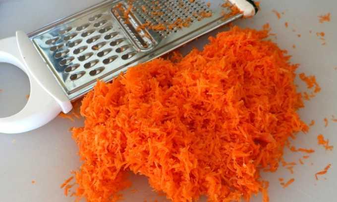 Отварная и протертая морковь не раздражает слизистые и не нагружает орган дополнительной работой