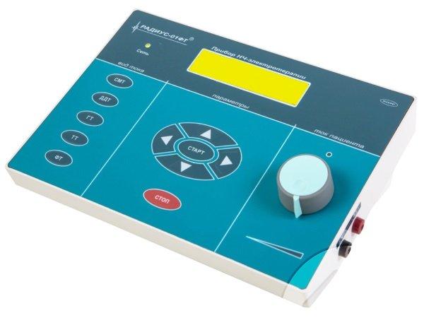 Комплексный физиотерапевтический прибор Радиус-01