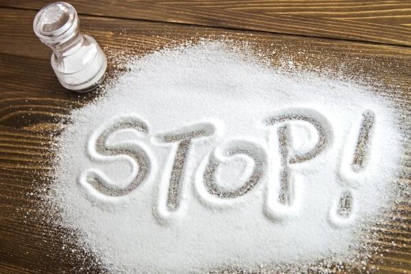 Употребление поваренной соли следует ограничить