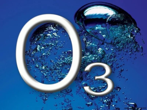 Озон обладает бактерицидным действием