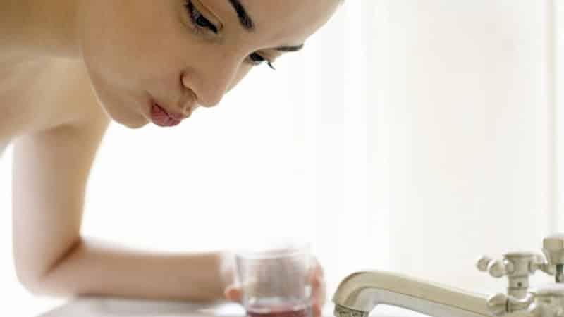 Лечение язвенного стоматита