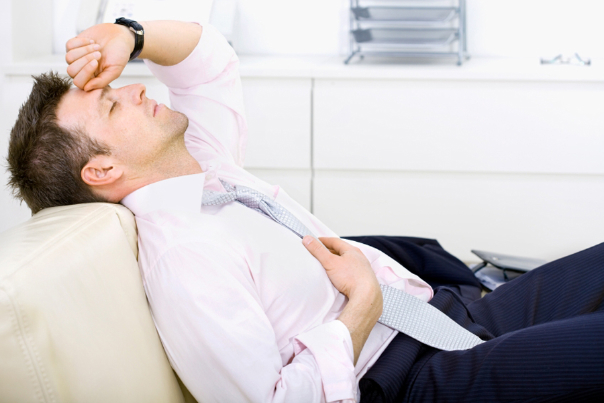 усталость от болезни