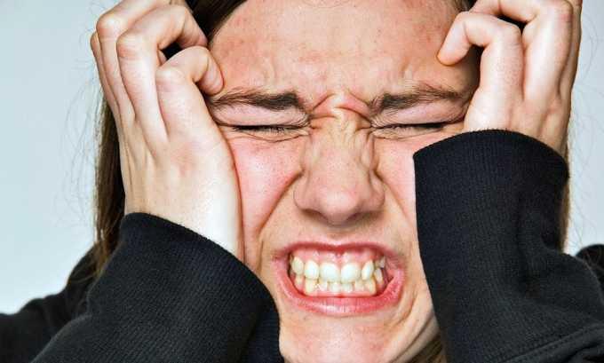 Раздражительность может быть последствием головных болей при панкреатите