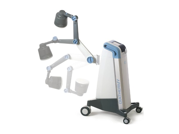 Физиотерапевтический аппарат для проведения диатермии