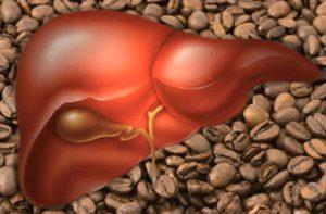 печеньчеловека на фоне зёрен кофе