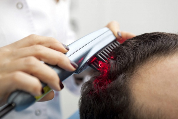 Лазеротерапия волос абсолютно безопасна