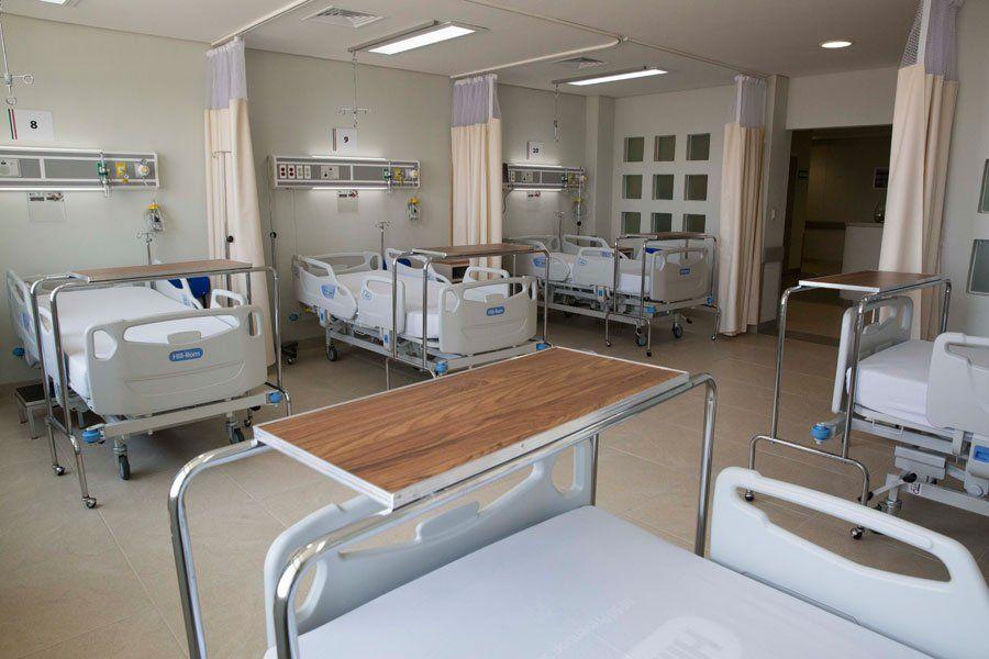 Куда проводят госпитализацию