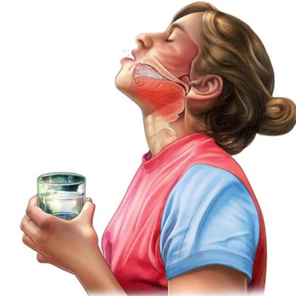 Инструкция по применению хлоргексидина для полоскания рта при воспалении дёсен и после удаления зуба