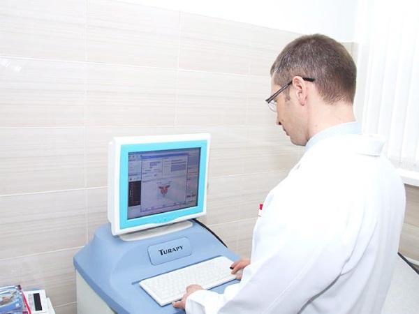 Аппарат Thermex Turapy для проведения биполярной радиочастотной термотерапии