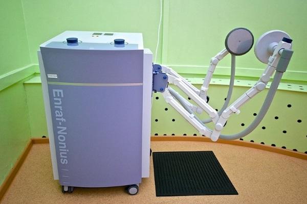 Аппарат для ультравысокочастотной терапии и индуктотермии