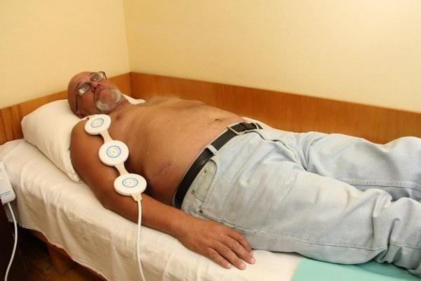 Магнитотерапия аппаратом Алмаг