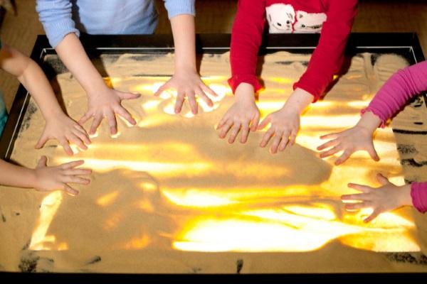 Рисование на песке как метод арт-терапии