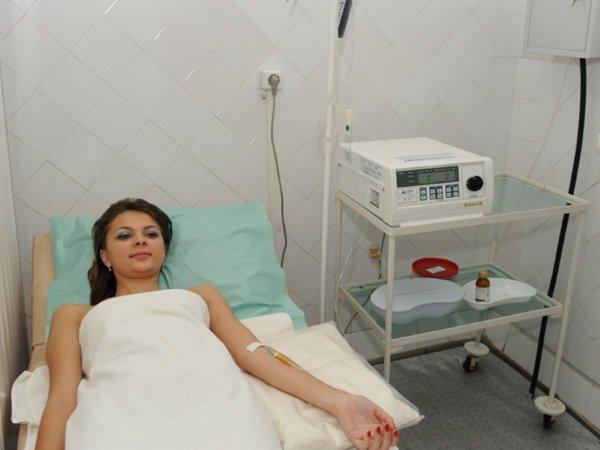 Внутривенная озонотерапия при беременности