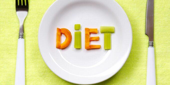 Диета меню для похудения для живота и боков