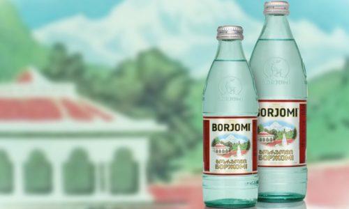 Пациент употребляет только минеральную воду Боржоми по назначению врача