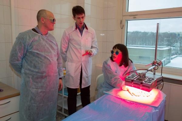 Фотодинамическая терапия в дерматологии