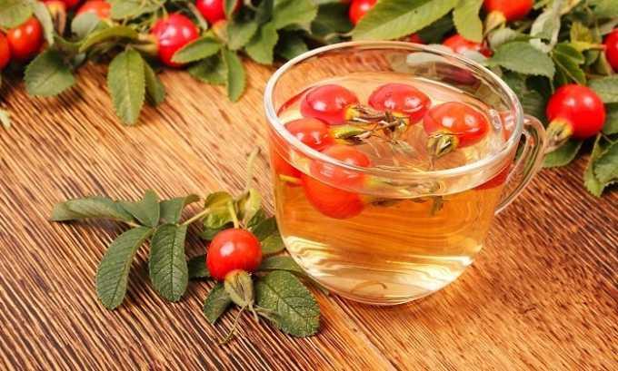 Также человек может пить очень полезный для поджелудочной железы отвар шиповника