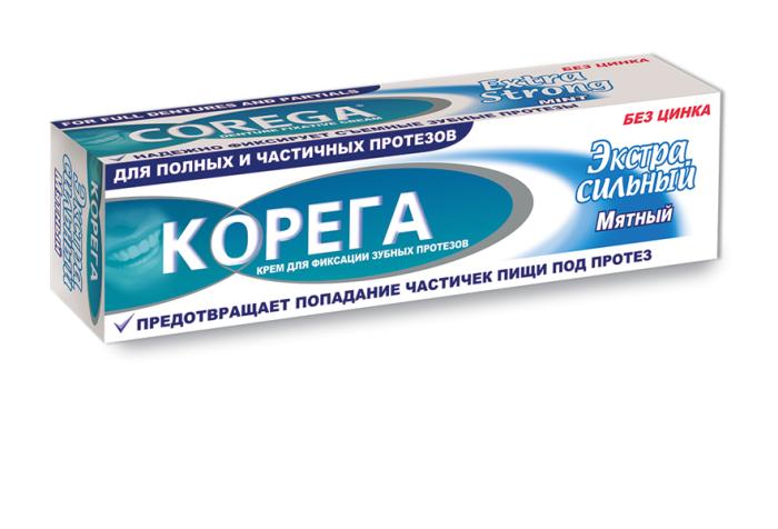 Какой крем для фиксации зубных протезов лучше. Обзор средств популярных марок, включая клеи и гели