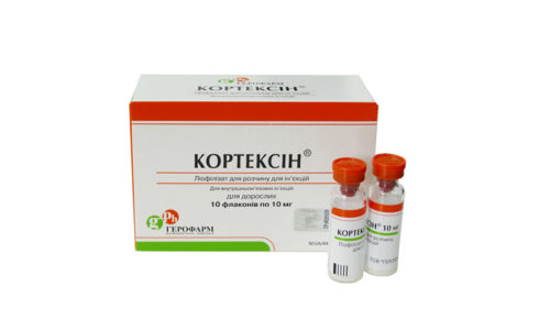Кортексин проявляет ноотропный, нейропротекторный, антиоксидантный и тканеспецифический эффекты