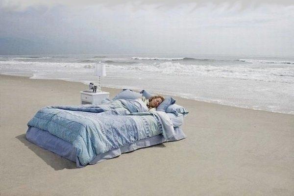 Сон на побережье положительно влияет на весь организм