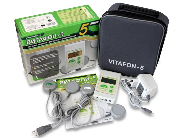 Аппарат виброакустического воздействия Витафон-5