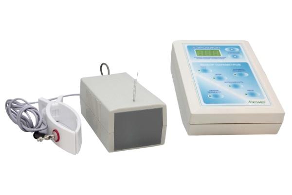Аппарат дозируемой аэроионотерапии