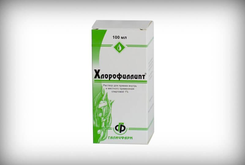 Использование хлорофиллипта при стоматите. Эффективное средство для детей и взрослых