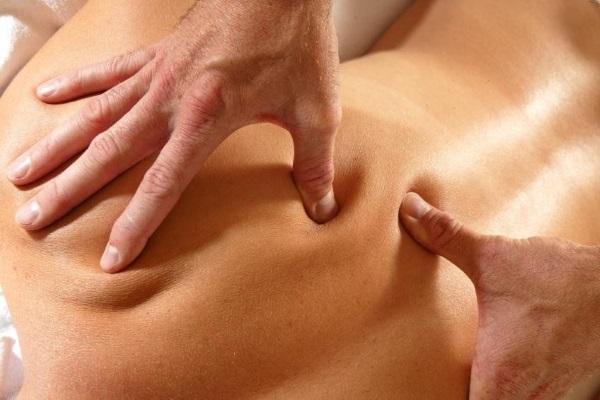 Точечный массаж при межреберной невралгии