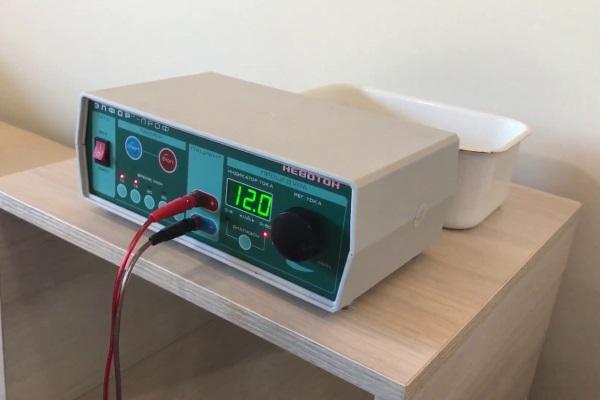 Профессиональный аппарат для электрофореза