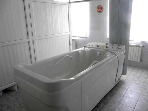 Кратность радоновых ванн назначается в зависимости от общего состояния пациентки