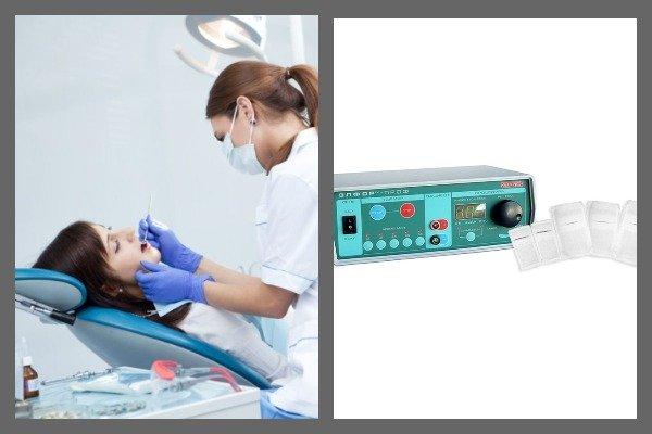 Электрофорез применяется для лечения стоматологических проблем