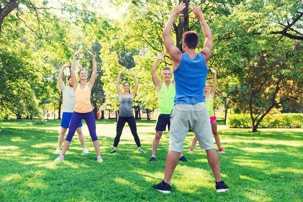 Аэротерапия имеет важное значение при занятиях спортом