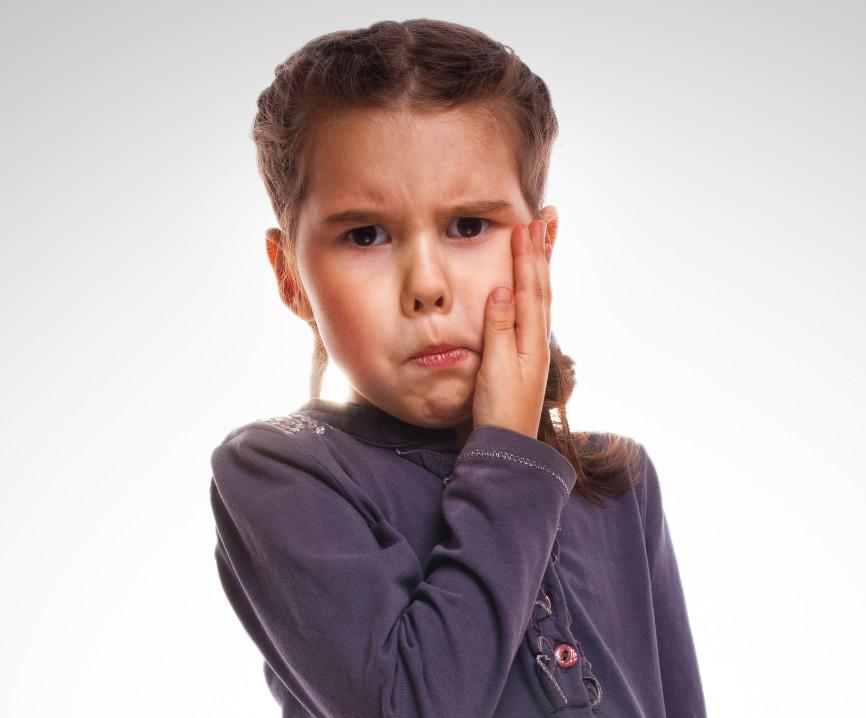 Как лечить флюс у ребенка