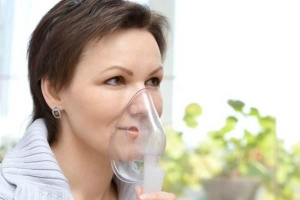 Использование небулайзера при бронхиальной астме