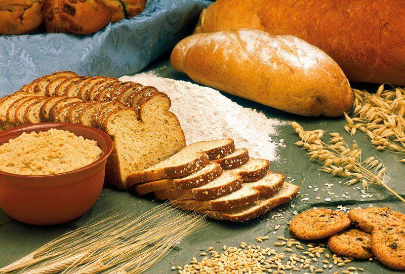 Хлебобулочные изделия и крупы