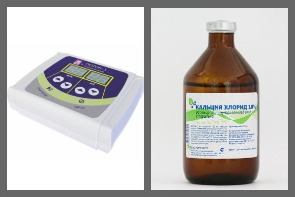 Электрофорез с кальцием хлоридом имеет широкий спектр показаний