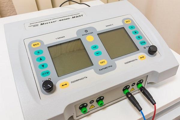 Мустнаг-МЭЛТ – многофункциональный аппарат для низкочастотной электротерапии