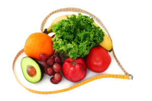 Фрукты и овощи основа лечебной диеты