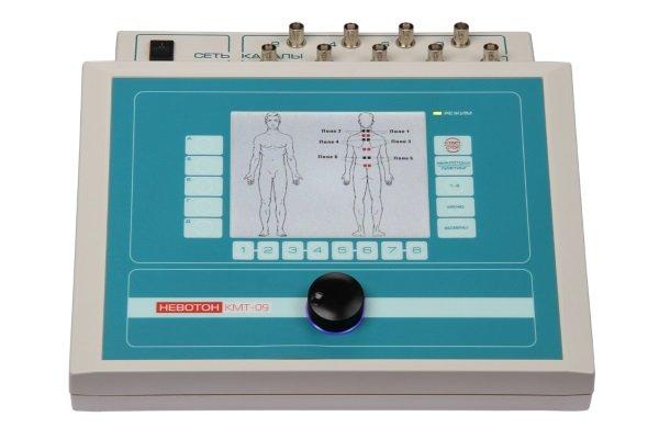 Современный электромиостимулятор Невотон КМТ-09