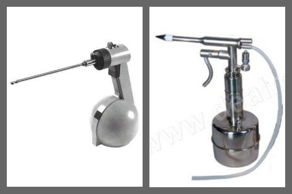 Приборы Криотон-3 и КИ-401