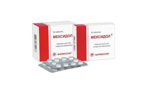 Мексидол назначается при: остром нарушении кровотока в головном мозге, черепно-мозговой травме