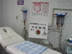 аппарат для проведения гидроколонотерапии