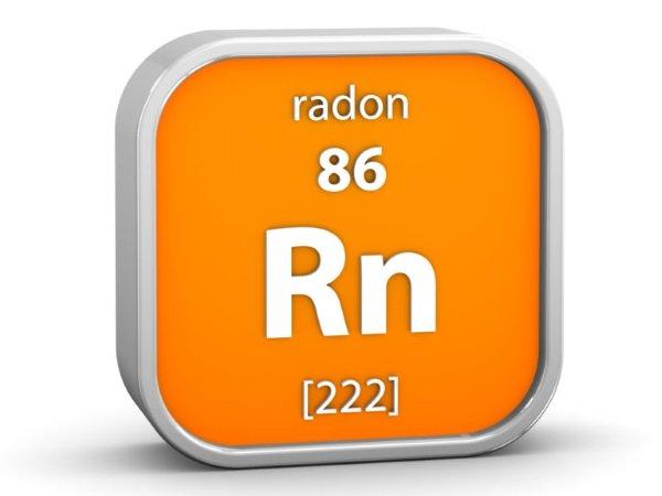 Химический элемент — Радон