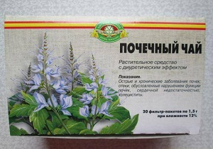 ортосифон тычиночный почечный чай