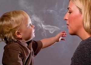 электронная сигарета и дети фото
