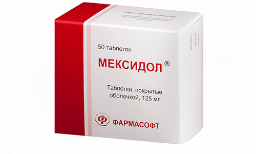 Мексидол используют при развитии вегетососудистой дистонии