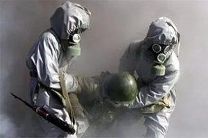 газовая атака зарином