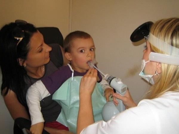 Криотерапия используется при лечении ЛОР-органов