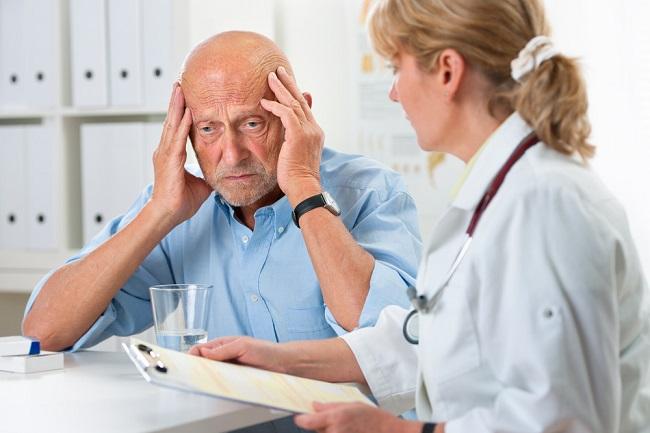 Герпетическое поражение головного мозга